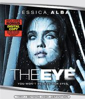 The Eye (Blu-ray, 2-Disc Set - Standard Copy