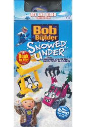Bob the Builder: Snowed Under (Includes Toy)