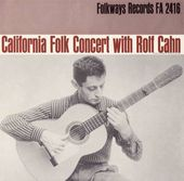 California Concert With Rolf Cahn