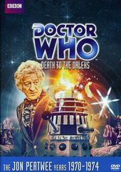 Doctor Who - #072: Death to the Daleks