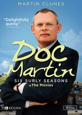 Doc Martin - 6Surly Seasons + The Movies (16-DVD)