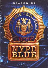 NYPD Blue - Season 4 (4-DVD)