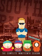South Park - Complete 19th Season (2-DVD)
