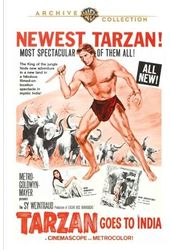 Tarzan Goes to India (Widescreen)