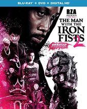 The Man with the Iron Fists 2 (Blu-ray + DVD)