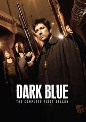 Dark Blue - Complete 1st Season (4-Disc)