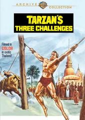 Tarzan's Three Challenges (Widescreen)