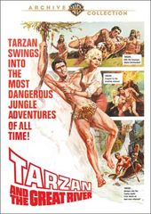 Tarzan and the Great River (Widescreen)