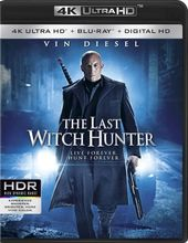 The Last Witch Hunter (4K Ultra HD Blu-ray,