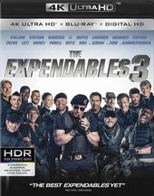 The Expendables 3 (4K Ultra HD Blu-ray, Blu-ray,