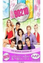 Beverly Hills 90210 - Season 2 / Melrose Place -