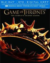 Game of Thrones - Complete 2nd Season (Blu-ray +