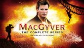 MacGyver - Complete Series (39-DVD Box Set)