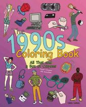 The 1990s Coloring Book: All That and a Box of