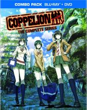 Coppelion: The Complete Series (Blu-ray)