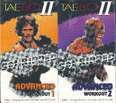 TaeBo II: Advanced Workout 1 & 2 (2-VHS)