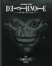 Death Note - The Complete Series (9-DVD)