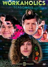 Workaholics - Season 6 (2-DVD)