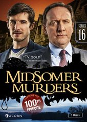 Midsomer Murders - Series 16 (3-DVD)