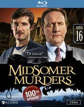 Midsomer Murders - Series 16 (Blu-ray)
