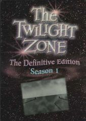 The Twilight Zone - Definitive Edition - Season 1