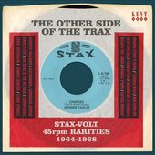 The Other Side of the Trax: Stax-Volt 45RPM