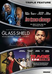 In Too Deep / The Glass Shield / A Rage in Harlem