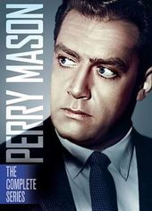 Perry Mason - Complete Series (72-DVD)