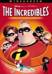 The Incredibles (Widescreen)
