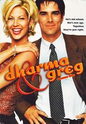 Dharma & Greg - Season 1 (3-DVD)