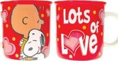 Peanuts - Lots Of Love - Monster Mug