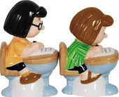 Peanuts - Peppermint Patty & Marcie - Salt &