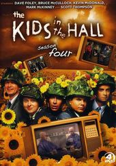 The Kids in the Hall - Complete Season 4 (4-DVD)