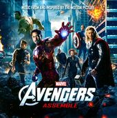Avengers Assemble (Music from and Inspired by the