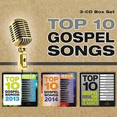 Top 10 Gospel Songs (3-CD Box Set)
