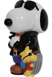 Peanuts - Joe Cool Cookie Jar