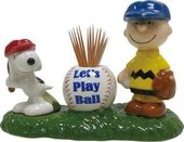Peanuts - Let's Play Ball - Salt & Pepper Shakers