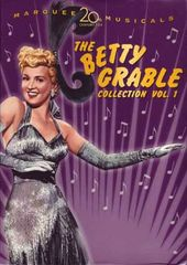 Betty Grable Collection, Volume 1 (The Dolly