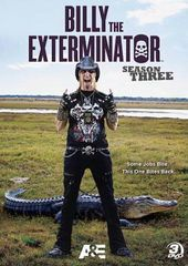 Billy the Exterminator - Season 3 (3-DVD)