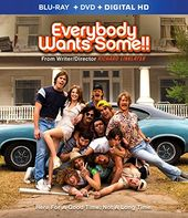 Everybody Wants Some!! (Blu-ray + DVD)