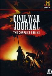 History Channel - Civil War Journal: The Conflict