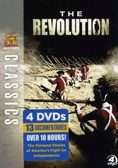 History Channel: The Revolution (4-DVD)