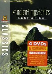 History Channel - Ancient Mysteries: Lost Cities