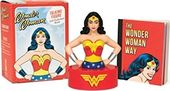 Wonder Woman Talking Figure and Illustrated Book