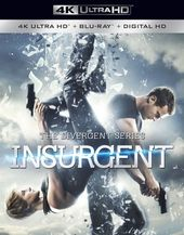 The Divergent Series: Insurgent (4K Ultra HD
