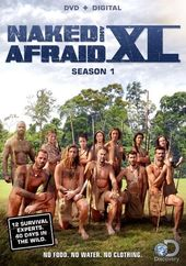 Naked and Afraid XL - Season 1 (3-DVD)