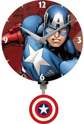 Marvel Comics - Captain America - Mini Pendulum