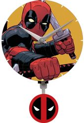 Marvel Comics - Deadpool - Mini Pendulum Wall