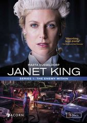 Janet King - Series 1: The Enemy Within (2-DVD)