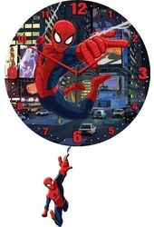 DC Comics - Spiderman Pendulum Wall Clock